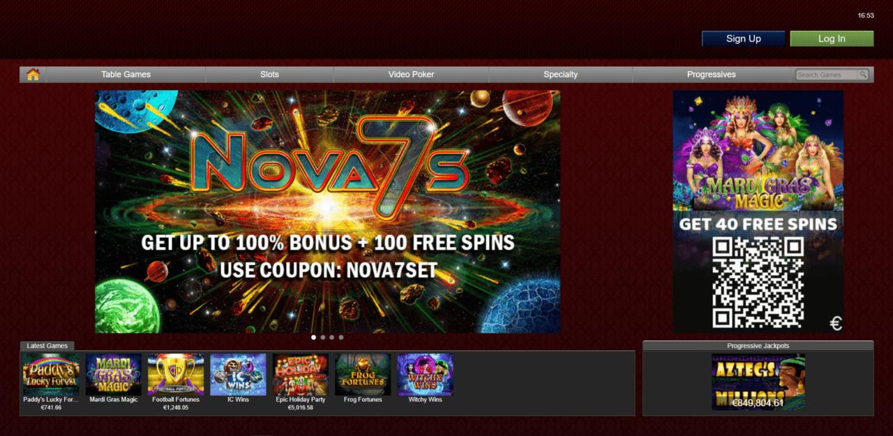 Silver Sands Games Desktop